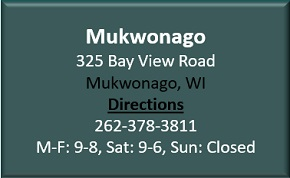 Mukwonago location